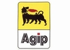 AGIP STICKER 72 X 105 MM