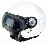 HELM NITRO RETRO X-540 WIT M