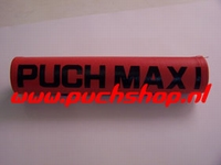 STUUR PROTECTOR(STUURRUBBER)PUCH ROOD 25CM