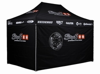 PADDOCK/PARTY TENT 3.60 x 2.50 METER STAGE 6