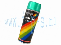 SPUITLAK 400 ML METALIC GROEN