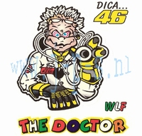 STICKER ROSSI DOCTOR