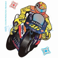 STICKER ROSSI MOTOR