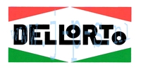 DELLORTO STICKER GROOT 60x120 MM