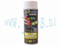 SPUITBUS SPRAY-PLAST 400 ML  WIT DUPLI COLOR